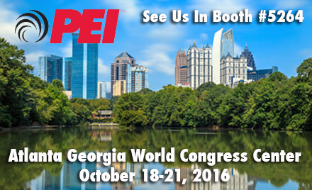 2016 PEI - See us in Booth #5264